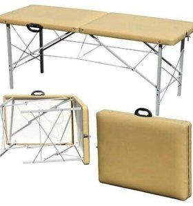 Складные массажные столы,косметологические кушетки