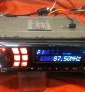 Магнитола Alpine SDE- 9881R. AUX
