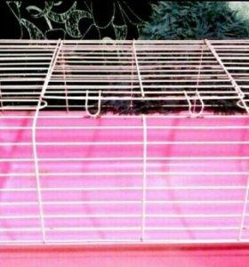 Клетка для грызунов, хорьков, и т.д.