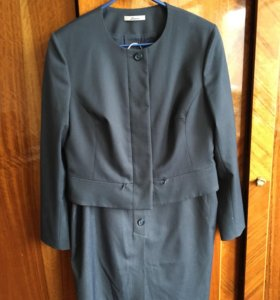 Костюм (пиджак + юбка) Larro р. 48 - 50