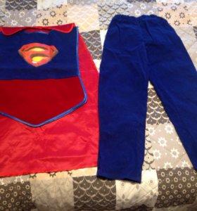 Костюм супермэна