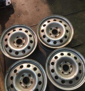 4 диска для Mazda 6