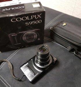 Никон s9500