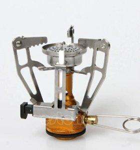 Портативная газовая горелка для кемпинга