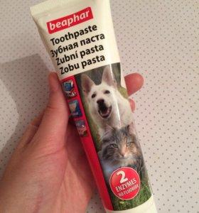Зубная паста для собак и кошек