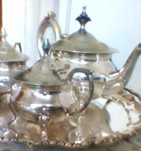 Чайный сервиз индия 1970 год