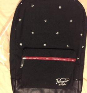 Новый рюкзак penguin