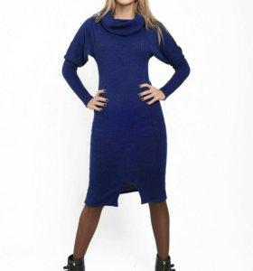 Платье тёплое (новое)44-46