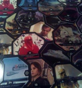 Фишки Звездные Войны