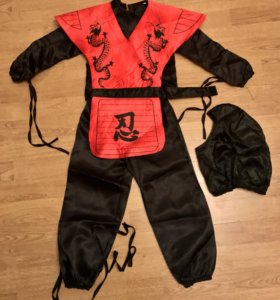 Маскарадный костюм ниндзя