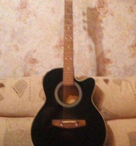 Акустическая гитара. Трембита.
