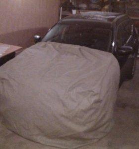 Штора брезентовая в гараж тент.