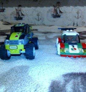 Лего машинки