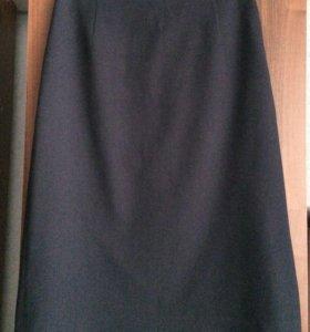 Комплект юбка + лонгслив 40-42р