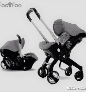 Автокресло-коляска FooFoo 0+