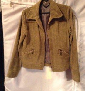 Курточка из вельвета
