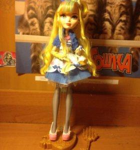 Блонди Локс кукла эвер автер хай