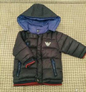 Курточка и штанишки на мальчика
