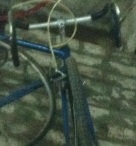 Велосипед Старт-шоссе 1983года