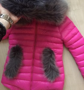 Новая теплая зимняя куртка