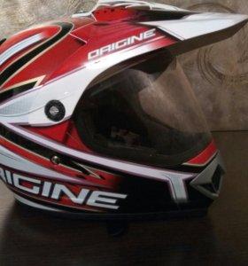 Шлем Origine Gladiatore мотоциклетный кроссовый