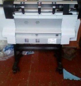 Новый широкоформатный принтер Epson StylusPro7900