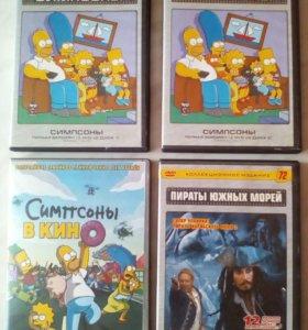 DVD фильмы новые лицензионные коллекционные диски