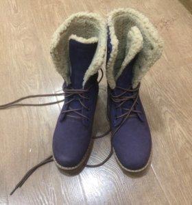 Ботинки женские зимние.