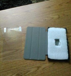 Новый чехол для планшета хуавей 7 дюймов и пленка