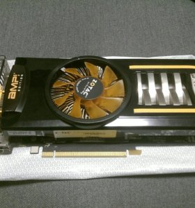 Видеокарта ZOTAC GTX 460 AMP Edition 1gb ddr5