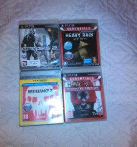 Продам диски для PS 3