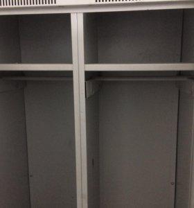 Шкаф вещевой