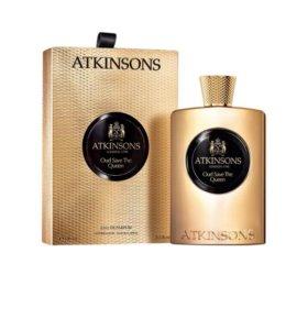 Духи Atkinsons аромат (Oud Save The Queen) 100ml