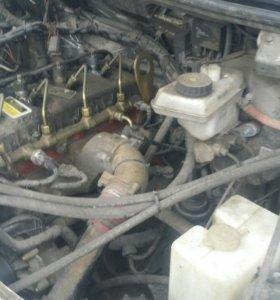 двигатель Газель  Cummins 2.8l
