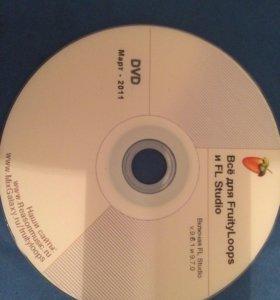Обучающий диск FL Studio