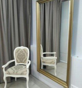 Зеркало напольное-настенное