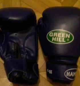 Боксерские перчатки(детские)