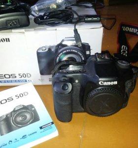 Фотоаппарат Canon EOS 50D (body) обмен на ноут