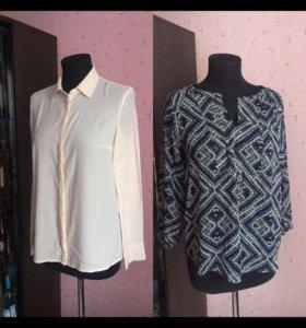 Блузка и рубашка новая