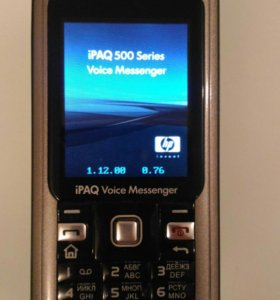 Смартфон HP IPAQ 500 Series