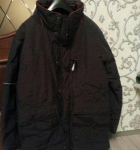 Куртка мужская 50-52размер