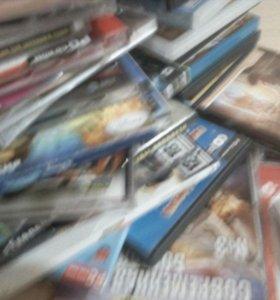 Диски для ПК и DVD
