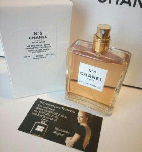 Духи тестер Chanel- #5