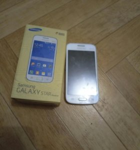 Смартфон Samsung Galaxy Star Advance