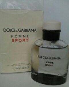 "Dolce & Gabbana ""Homme Sport"" 125 ml"
