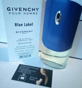 Духи тестер Givenchy- blue label
