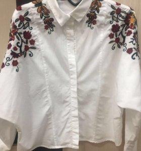 Новая рубашка блузка