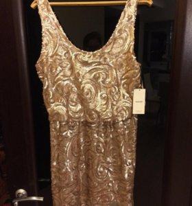 Платье- туника, Р 46