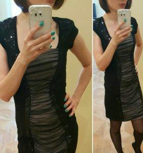 Блистательное платье