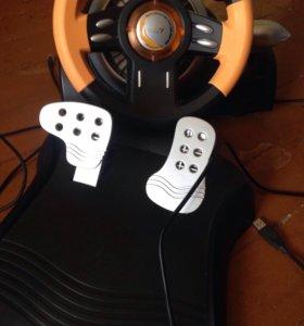 Игровой руль Genius Speed Wheel 3 MT